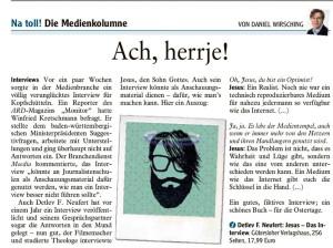 Augsburger Allgemeine - Buchkritik