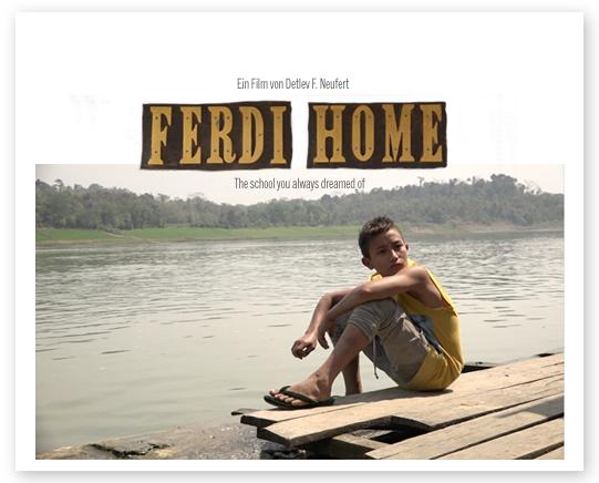 Ferdi Home – The School you always dreamed of