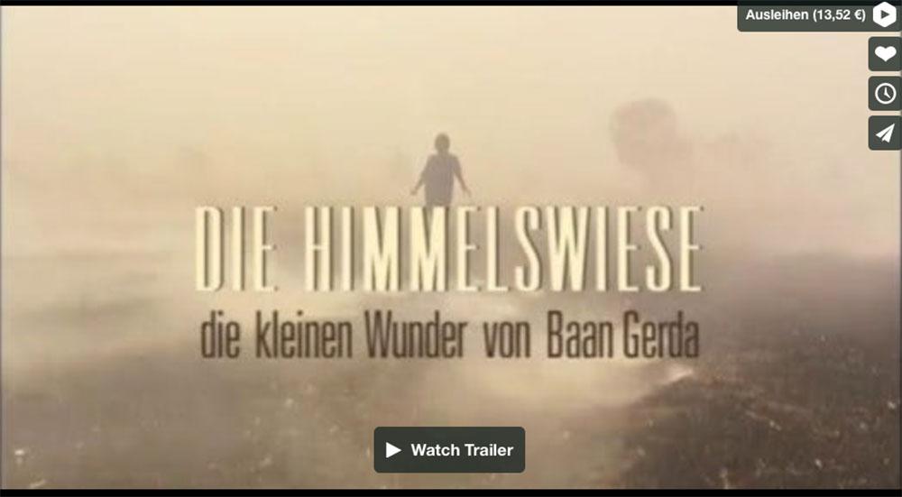 Die Himmelswiese ein Film von Detlev F. Neufert